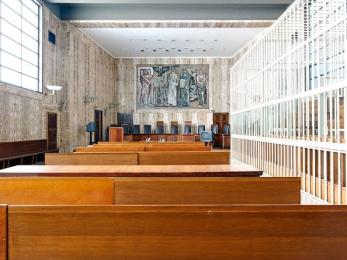 Залы суда, где не стыдно получить приговор