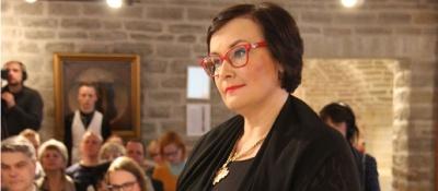 Тартуский университет удостоил Катри Райк медали