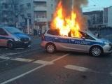 Во Франкфурте-на-Майне прошли стычки между полицией и участниками протестной акции