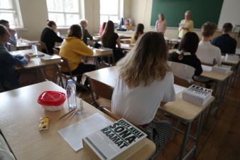 Сдавать госэкзамены отказались менее 20% абитуриентов