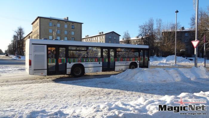 В Narva Bussiveod скоропалительно сменилось правление