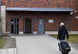В Нарве мужчина в наркотическом опьянении отказался подчиняться распоряжениям пограничников