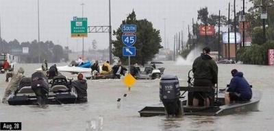 Быстрое восстановление после наводнения