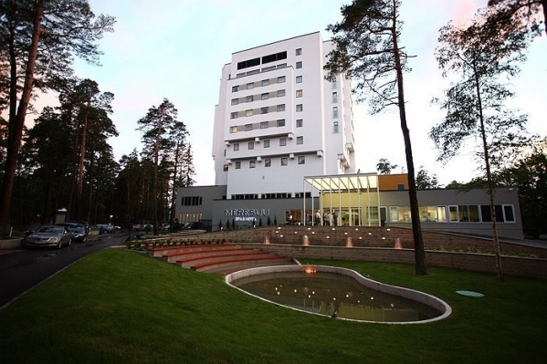 На владельца отеля Meresuu подано заявление о банкротстве