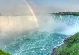 Ремонт Ниагарского водопада