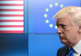 "Европа о президенте США Дональде Трампе: ""Друг, с которым и врагов не надо"""