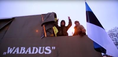 Рэп с бронепоезда: Кайтселийт представил посвященную столетию ЭР патриотическую песню