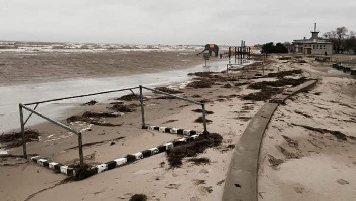 Без электричества в Эстонии остаются приблизительно 10 000 семей