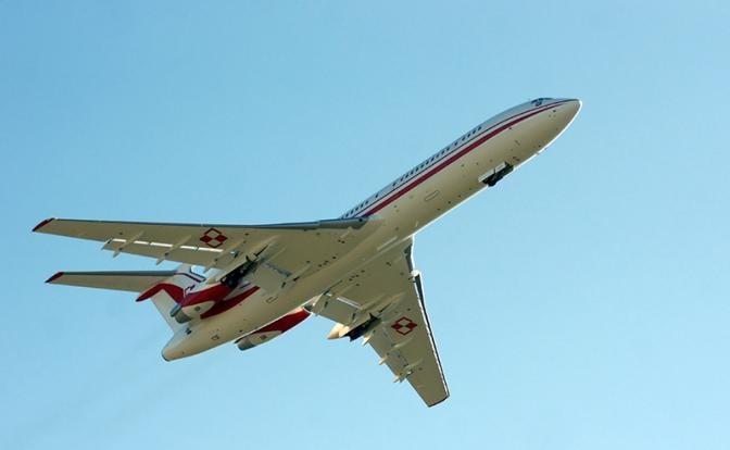 На борту упавшего Ту-154 было 92 человека. ХРОНИКА