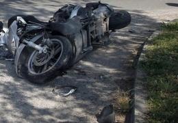 В результате ДТП в Нарве пострадал водитель мопеда