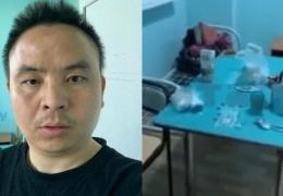 Китаец с коронавирусом ужаснулся условиям российской больницы.