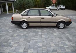 Volkswagen Passat B3 1988 года с небольшим пробегом из Польши