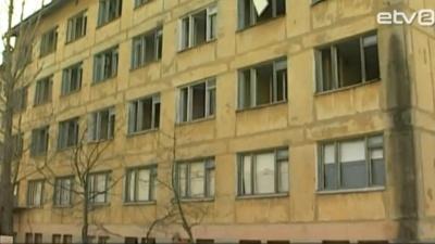 Брошенные дома сбрасывают на государство