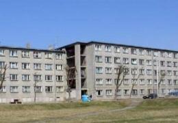 В Нарве продается здание общежития