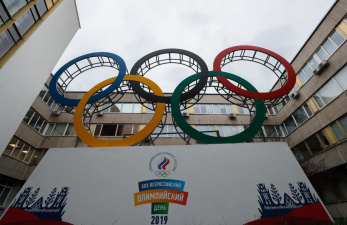 Россию на четыре года лишили права участвовать в ЧМ и олимпиадах