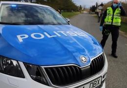 Пытавшийся скрыться от полиции в Йыхви пьяный водитель получил 20 суток ареста