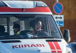 Обрушился кусок горной массы: на нарвском карьере рабочий получил травмы