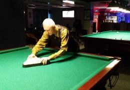 Итоги Рождественского турнира по русскому бильярду в Golden Club