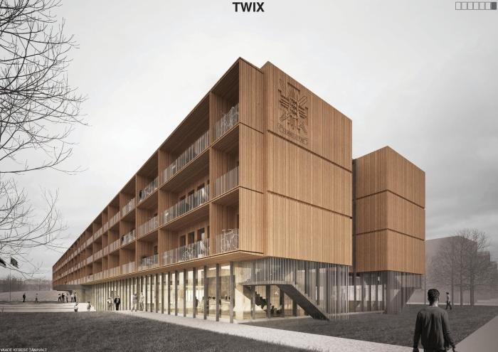 Академия МВД заключила с архитектурным бюро договор о проектировании колледжа в Нарве
