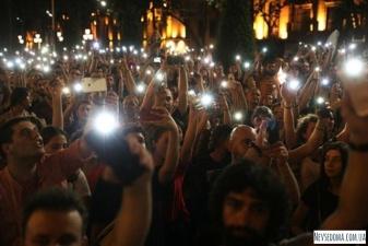 Власти Грузии удовлетворили часть требований участников протеста