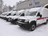 УАЗ начал отгрузку машин скорой помощи нового поколения