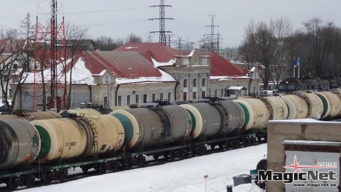Власти Нарвы просят у ЕС денег на реконструкцию вокзала
