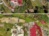 Лариса Долина устроила свалку рядом со своим загородным домом в Подмосковье