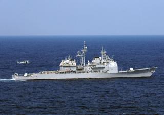 Штаты сокращают расходы на флот. Под нож идут ракетные крейсеры