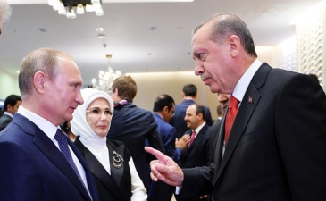 Турция зовет Россию дружить против Запада