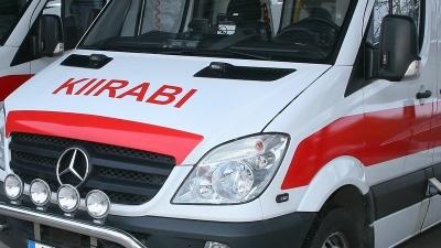 В Ида-Вирумаа автомобиль спровоцировал ДТП: есть пострадавшие, разыскиваются очевидцы