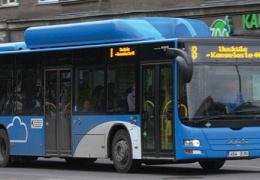 Нарва выплатила 74 сокращенным водителям автобусов 200 000 евро компенсации