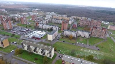 """""""Инсайт"""": построенный на шахтах квартал в Кохтла-Ярве трещит по швам"""