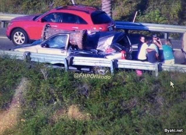 Водитель чудом выжил под огромным куском металлолома