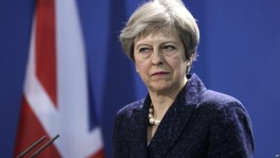 BBC: Мэй готова без согласования с парламентом поддержать нанесение авиаударов по силам Асада