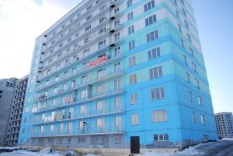 Самая маленькая квартира в новосибирской новостройке