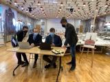 В Нарве подписали договор о реновации Ратуши и строительстве площади