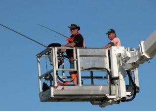 Супероригинальный метод рыбалки