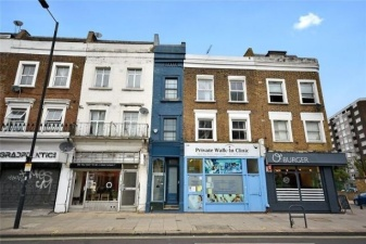 """В Лондоне выставили на продажу """"самый узкий дом"""" в городе за 1,3 миллиона долларов"""
