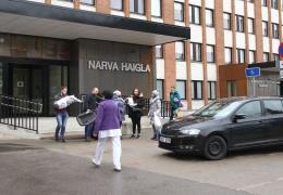 В хирургическом отделении Нарвской больницы коронавирус: плановые операции приостановлены