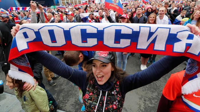 День, вошедший в историю: за Россию болели даже иностранцы