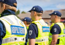 Помощникам полицейских в Эстонии хотят разрешить применять оружие