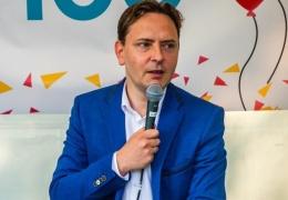 Максим Волков: цель нового правления округа - вернуть в Нарве власть Центристской партии