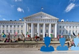 В Тарту приедут учиться студенты из 75 стран