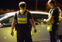 Пьют алкоголь и садятся за руль: полицией задержаны 30 нетрезвых водителей