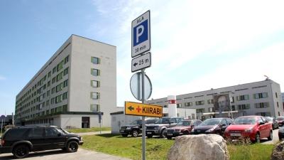 Таллиннская детская больница из-за эпидемии гриппа закрыта на карантин
