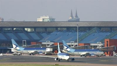 Йыхвиская волость хочет построить собственный аэродром