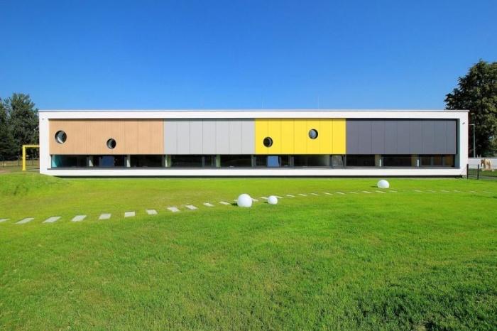 Современный детский сад в Польше
