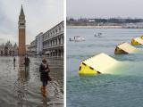 Новая технология может спасти Венецию от будущих наводнений