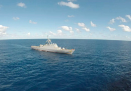 В Балтийское море вошли два иранских военных корабля