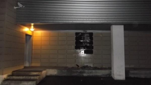Полиция занялась расследованием пожара в здании суда в Нарве, возможная причина - брошенный окурок
